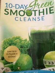 10 Day Green Smoothie Cleanse Book Jacket