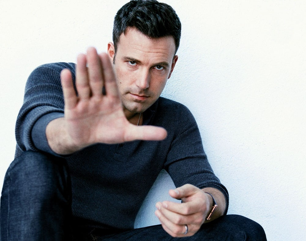 """I think that you are defined by how you rise more than how you fall."" -Ben Affleck"