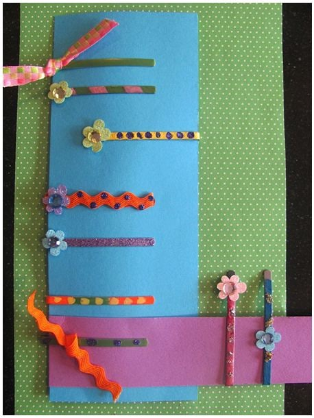 Customized Bobby pin craft examples