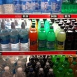 Unfortunately water costs more than soda at the airport