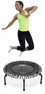 Rebounding improves lymphatic health