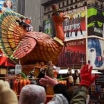 Macy's Thankgiving Day Parade Turkey New York