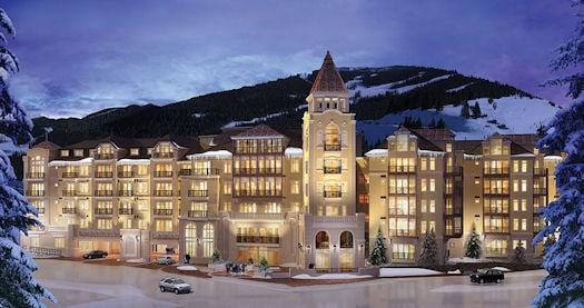 Ritz Carlton Residences Vail Colorado