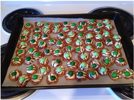st patricks day kids recipes final product