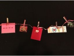 Valentine Clothespin Craft