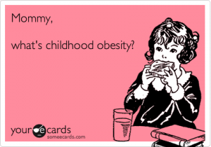 Whats childhood obesity