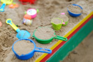 Creative Backyard Sandbox Ideas for Kids on jumpsport.com