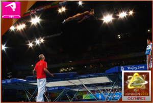 Trampolines at the 2012 London Olympics